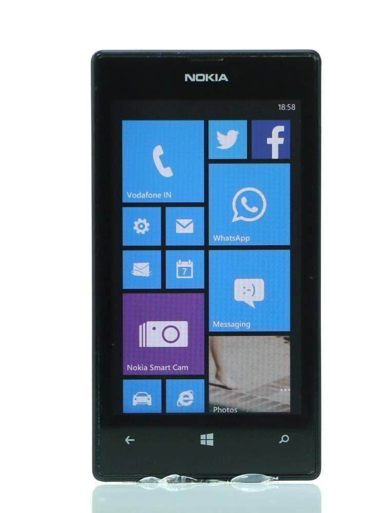 Lumia 520 Degree View